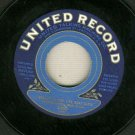Uncle Josh At The Bug House  Cal Stewart  78 rpm Record  UNITED 353