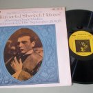 The Immortal Sherlock Holmes with Orson Welles  OTR Record LP
