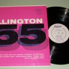 Duke Ellington  '55  Jazz Record LP  Capitol W521