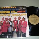 Dukes Of Dixieland  Carnegie Hall Concert  Vol. 10  Record LP