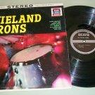 The Dixieland Barons  Jazz Record LP