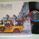 The Beach Boys  Surfin' Safari  Capitol T 1808  Record LP