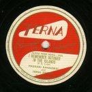 Terna Singers I Remember October  78 rpm Record  Haunani Kahalewal