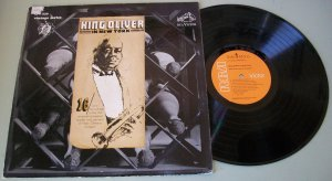 King Oliver In New York RCA LPV-529 Jazz Record LP