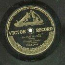 Elizabeth Wheeler / Richard Jose  VICTOR 16660 Record  78 rpm