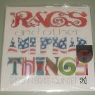 Rags And Other American Things Eastern Brass Quintet  SEALED Record LP
