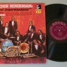 Fletcher Henderson First Impressions 1924-1931 Jazz Record LP