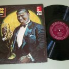 Louis Armstrong  Young Louis DECCA DL-9233 Jazz Record LP