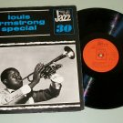 Louis Armstrong Jazz 30 Record CBS 65251  Made In Holland