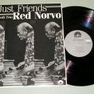 Red Norvo Just Friends STASH  ST-230 Jazz  Record LP