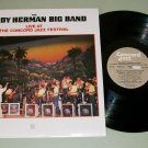 Woody Herman Live At The Concord Jazz Festival ...Record LP