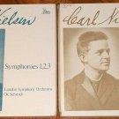 Carl Nielsen London Symphony   2 Box Sets 6 Records