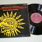 Morton Gould Conducts Latin American Symphonette Record LP