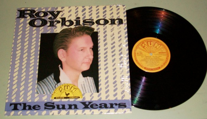 Roy Orbison - The Sun Years -  Record LP