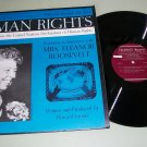 Human Rights Mrs. Roosevelt Interview Record FD-5524
