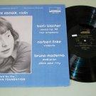 Christiane Edinger Plays Blacher Linke Maderna Record