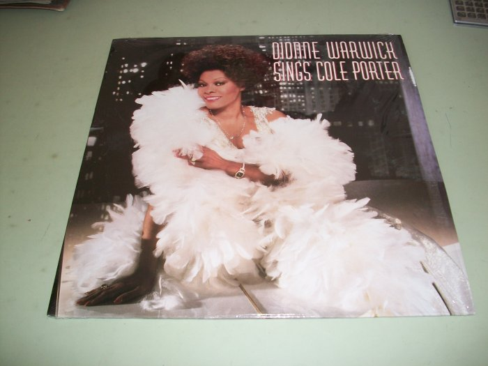 Dionne Warwick - Sings Cole Porter - Pop Record LP