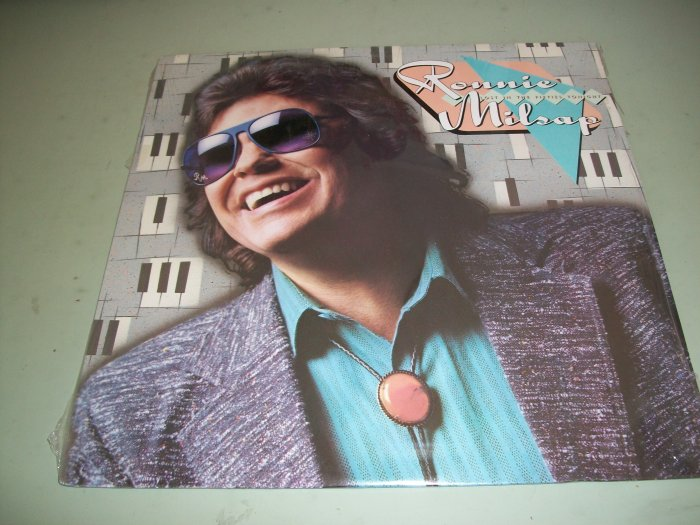 Ronnie Milsap - Lost In The Fifties Tonight - Country Record LP