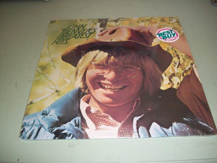 John Denver - Greatest Hits - Pop/Country Record LP