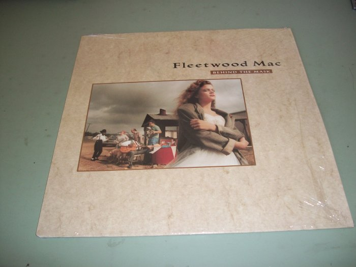 Fleetwood Mac - Behind The Mask - Rock Record LP
