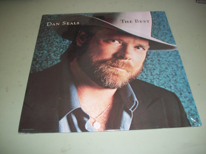 Dan Seals - The Best - Country Record LP