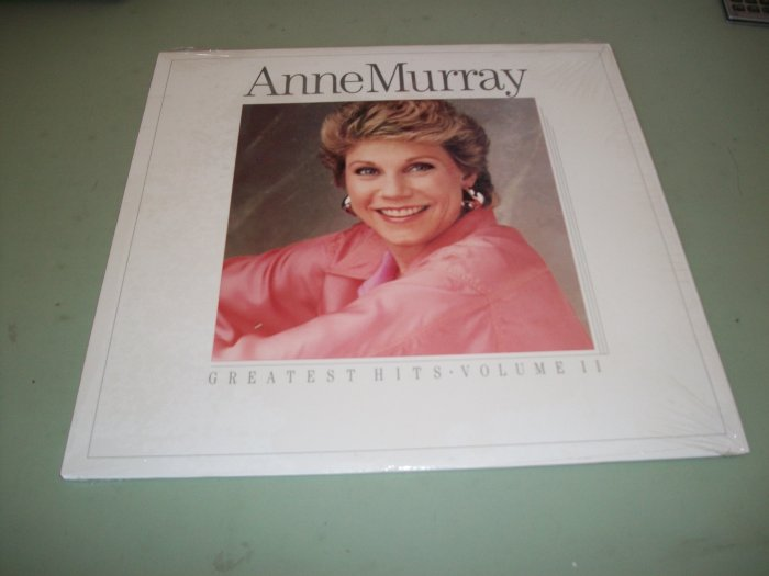 Anne Murray - Greatest Hits Volume 2 - Pop Record LP