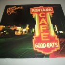 Hank Williams Jr. - Montana Cafe - Country Record LP