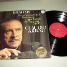 Brahms Piano Sonata - Claudio Arrau - Philips 9500 066 - Record LP