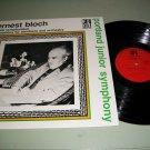 Ernest Bloch - Portland Junior Symphony - CRI 351 - Record LP