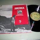 Ernest Bloch - America An Epic Rhapsody - Stokowski - Classical Record LP