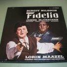 Fidelio - Opera - Nilsson - Lorin Maazel - 2 LP Box Set Records w/ Booklet