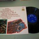 Arthur Honegger - Czech Orch. - SUPRAPHON 1 10 1536 - Record LP
