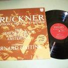 Bruckner Symphony 3 - Bernard Haitink - Philips Classical LP