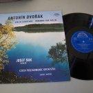 Dvorak - Violin Concerto - Josef Suk - SUPRAPHON Record LP