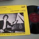 Michael Cave - Mozart Sonatas - Classical Record LP