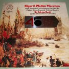 "Elgar & Walton Marches - Sir Adrian Boult - 12"" Quad  45 rpm LP"