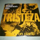 Oscar Peterson Trio - Tristeza - Jazz Record LP