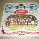 Jack Daniel's Original Silver Cornet Band - Folk Record LP