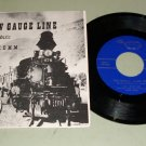 The Narrow Gauge Line - Ernie Kemm - 45 rpm Record & Pic Sleeve