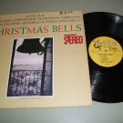Paul & Nancy Steffen Play Christmas - Handbells Record LP