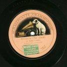 Enrico Caruso Rigoletto Verdi Grammophon 78 Record