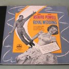 Fred Astaire & Jane Powell - Royal Wedding - 4 Record Set 78 rpm