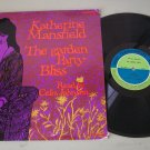 The Garden Party  Bliss by Katherine Mansfield - Read By Celia Johnson - Record LP
