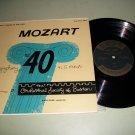 Mozart - Symphony No. 40 - Willis Page - COOK 2065 Record LP