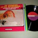 Sergio Mendes and Brazil '65 - In Person - Record LP