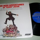 The Mad Adventures Of Rabbi Jacob - Soundtrack Record LP
