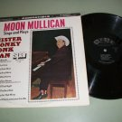 Moon Mullican Sings and Plays - SPAR 3005 - Country Record LP