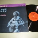 Lightnin' Hopkins - Autobiography In Blues - Tradition 1040 Record