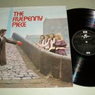 The Five Penny Piece - Eddie Crotty - English Folk Record LP