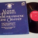 Vladimir Horowitz - Rachmaninoff Concerto No. 3 - Live At Carnegie Hall